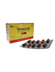 Bộ đôi trị các loại bệnh cho cây lan ( Acstreptocin lấy 5 viên  + Tetracyclin 1 vỉ 10 viên )