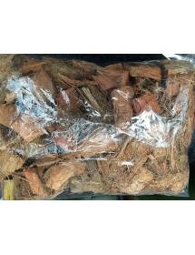 Sơ dừa, vỏ đậu, than